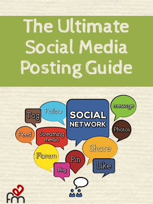 Download Social Media Posting Best Practices PDF