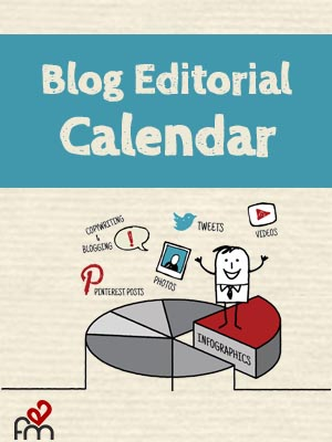 Download Blog Editorial Calendar Template