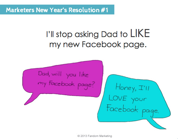 marketers new years resolution 1