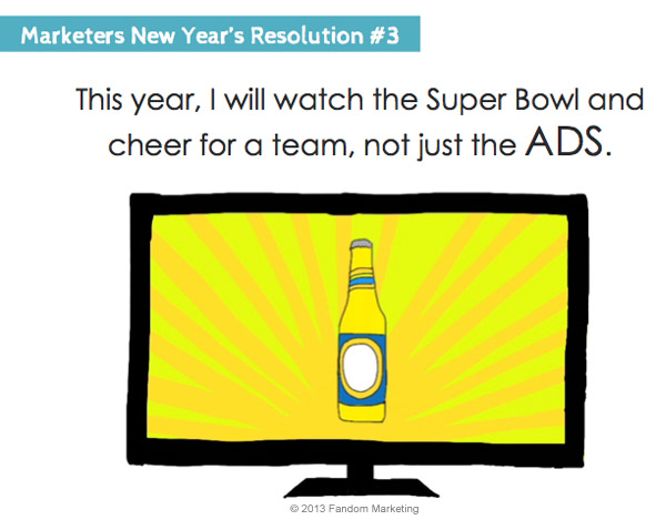 marketers new years resolution 3