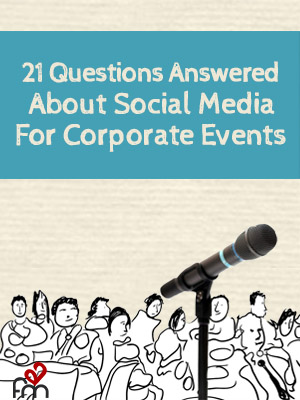 Download Social Media To Amplify Corporate Events PDF