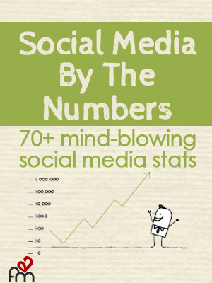 70+ Mind Blowing Social Media Stats