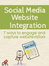 social media website integration white paper